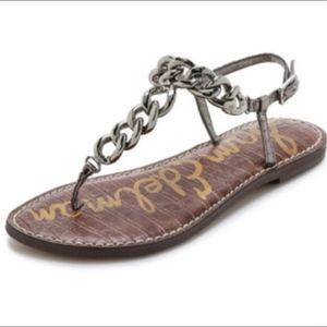 Sam Edelman Grella chain strap sandal